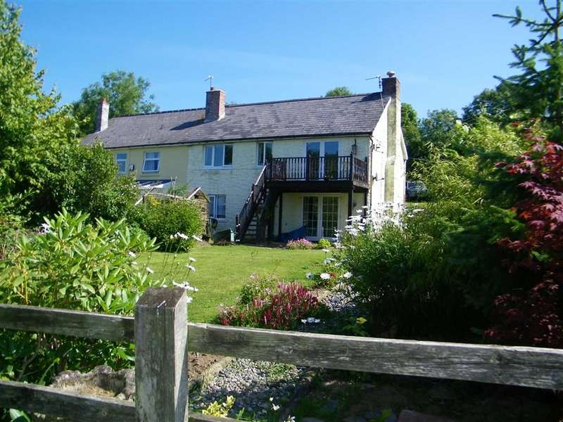 4 Bedrooms Property for sale in Llanfallteg, Whitland, Carmarthenshire