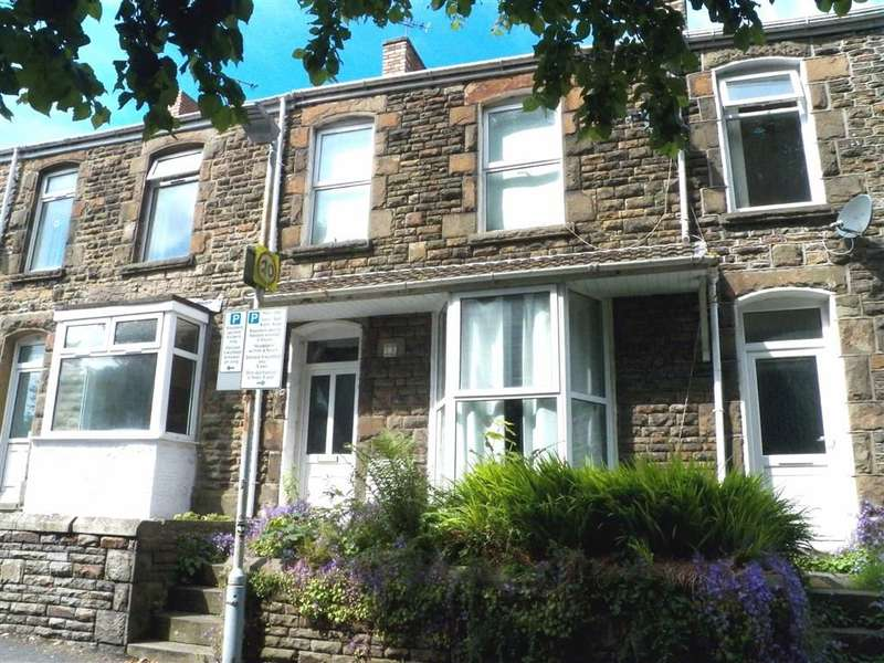 4 Bedrooms Terraced House for sale in Stanley Terrace, Mount Pleasant