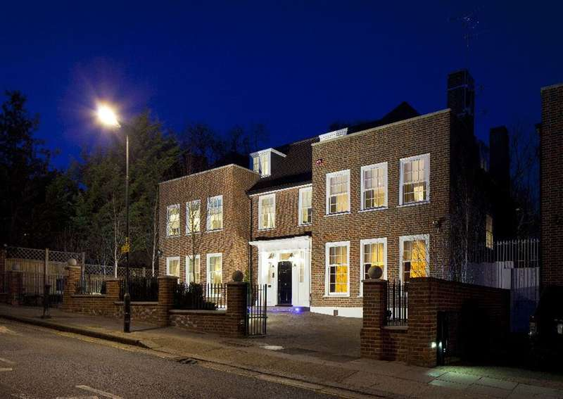 7 Bedrooms House for rent in Frognal, Hampstead, NW3