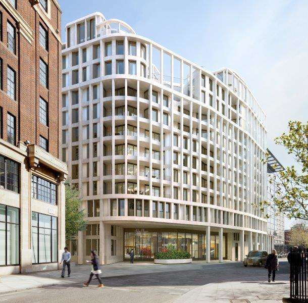 2 Bedrooms Flat for sale in Cleland House, John Islip Street, Westminster, London SW1