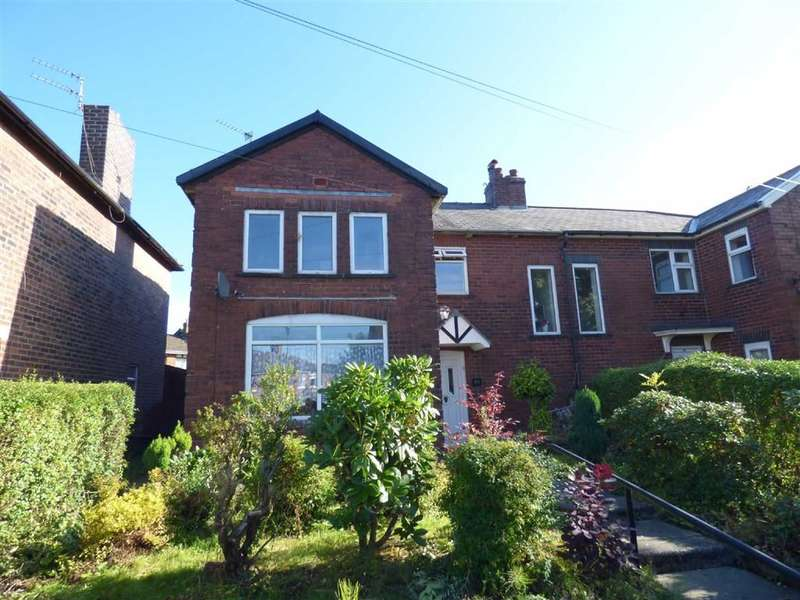 3 Bedrooms Property for sale in Moor Street, Shaw, OLDHAM, Greater Manchester, OL2