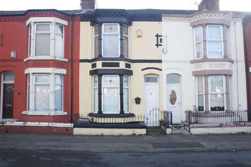 2 Bedrooms Property for sale in Mildmay Road, Bootle, Merseyside