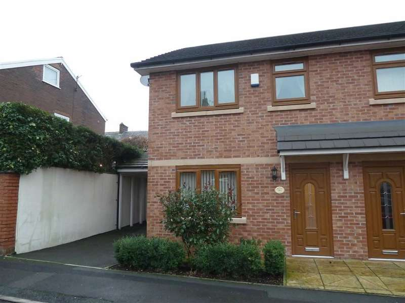 3 Bedrooms Property for sale in Promenade Street, HEYWOOD, Lancashire, OL10