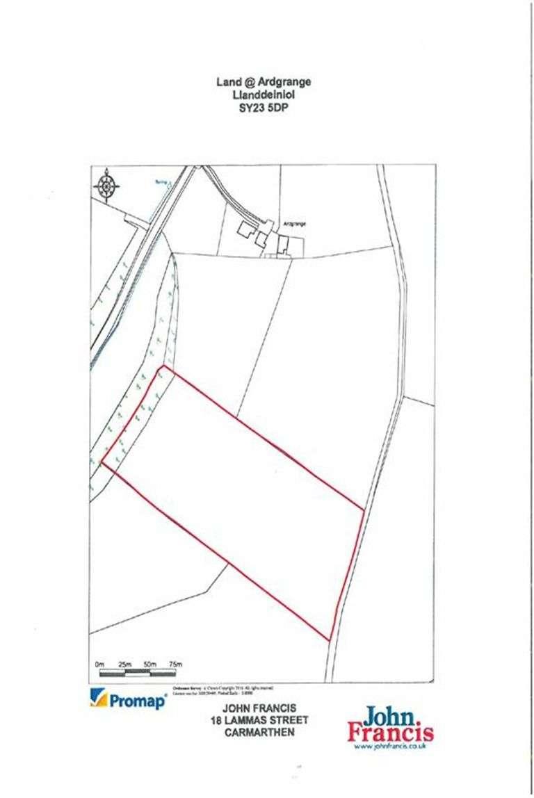 Property for sale in Llanddeiniol, Llanrhystud, Ceredigion