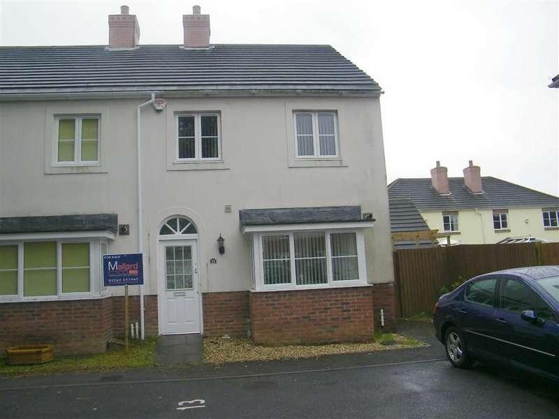 3 Bedrooms Property for sale in Erwr Brenhinoedd, Llandybie