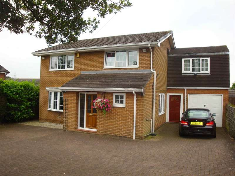 4 Bedrooms Property for sale in 255 Worry Goose Lane, Whiston, S60 4EG