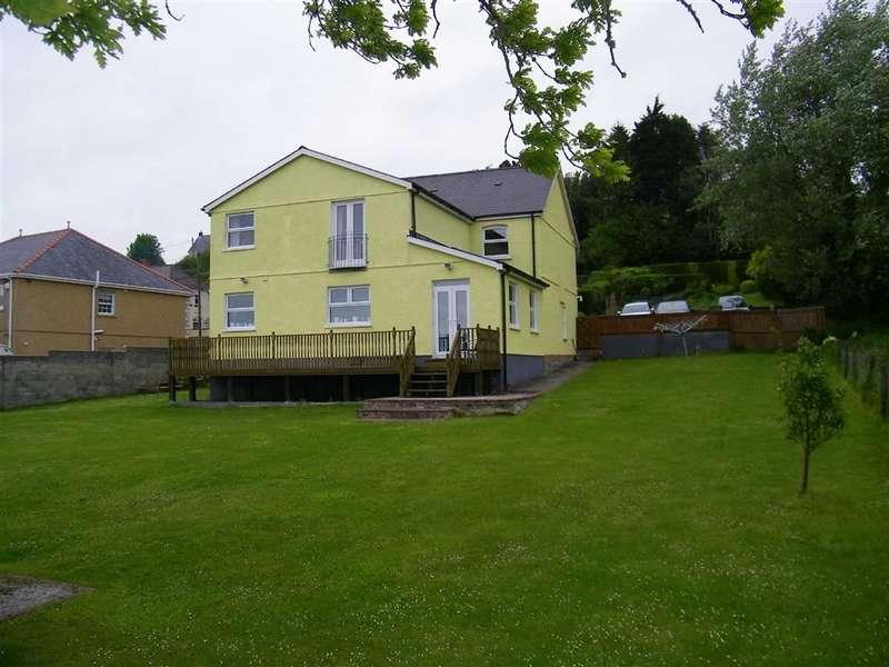 5 Bedrooms Property for sale in Llandeilo Road, Gorslas