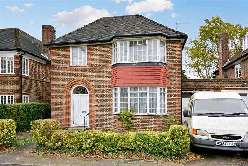 4 Bedrooms Property for sale in Rowan Walk, London, N2