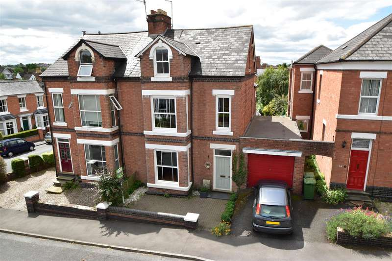 4 Bedrooms Property for sale in Corbett Street, Droitwich Spa