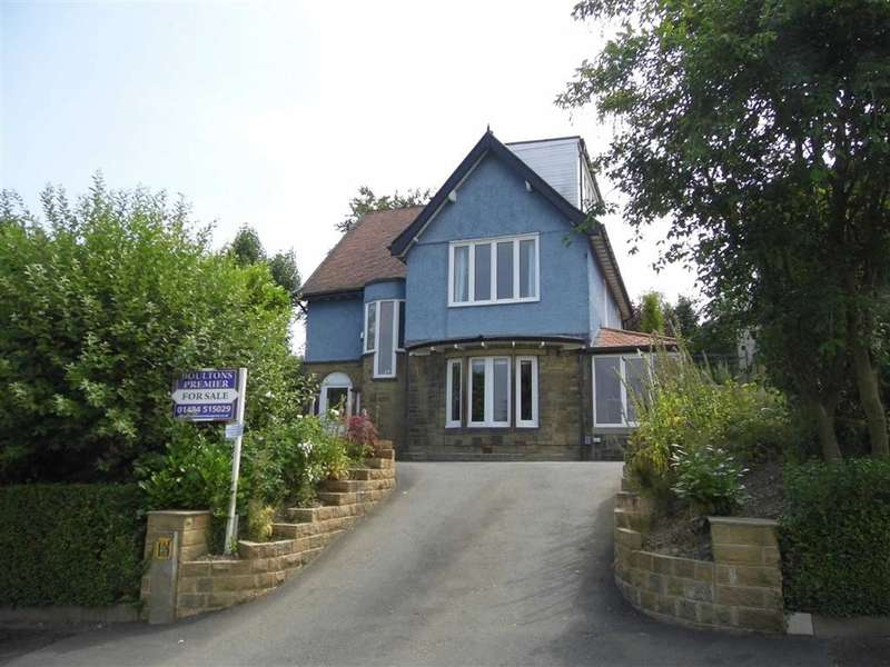 4 Bedrooms Property for sale in 7, Foxglove Road, Almondbury, Huddersfield