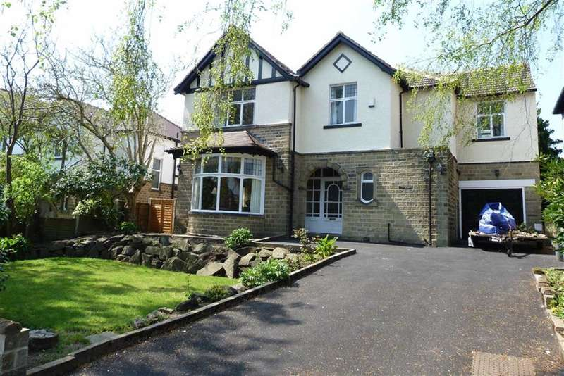 5 Bedrooms Property for sale in 9, Le Marchant Avenue, Lindley, Huddersfield