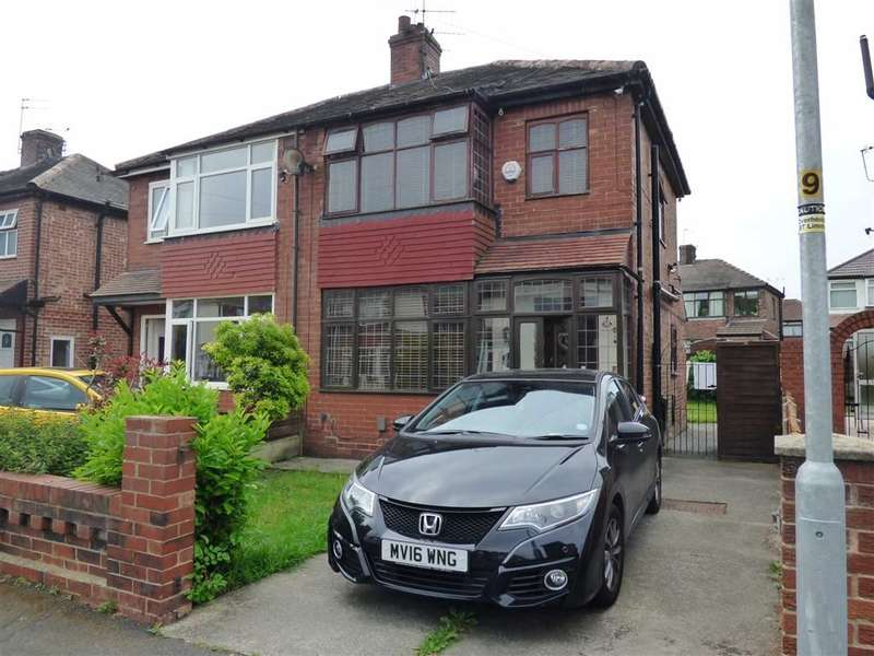 3 Bedrooms Property for sale in Atherley Grove, Chadderton, Oldham, Lancashire, OL9