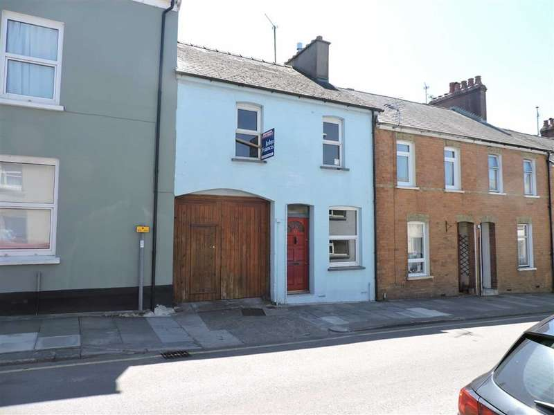 3 Bedrooms Property for sale in St James Street, Narberth, Pembrokeshire