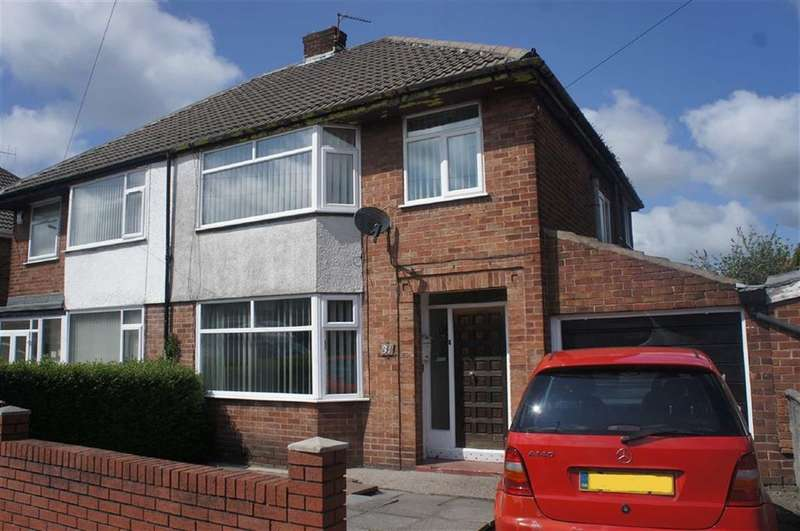 3 Bedrooms Property for sale in Eastway, Maghull