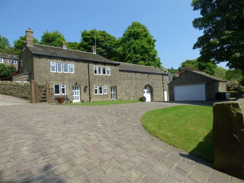 4 Bedrooms Property for sale in Lamb Hall Road, HUDDERSFIELD, West Yorkshire, HD3