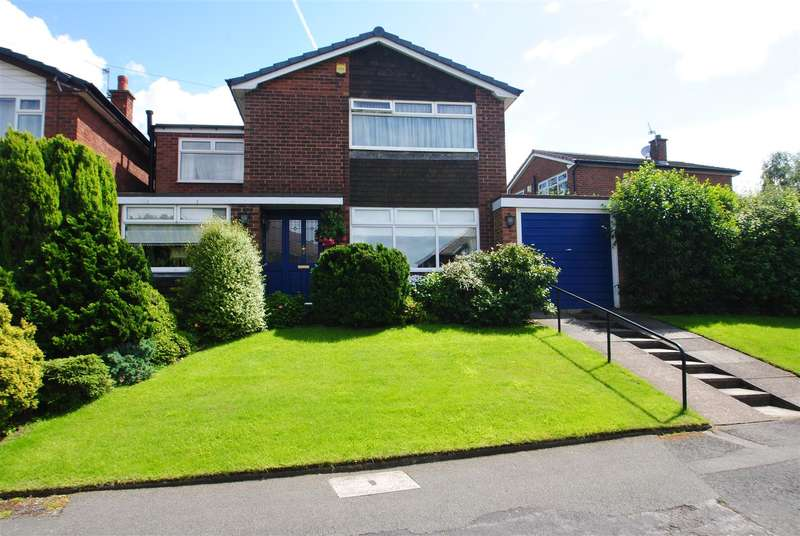 3 Bedrooms Property for sale in Kingsley Drive, Appleton, Warrington, WA4