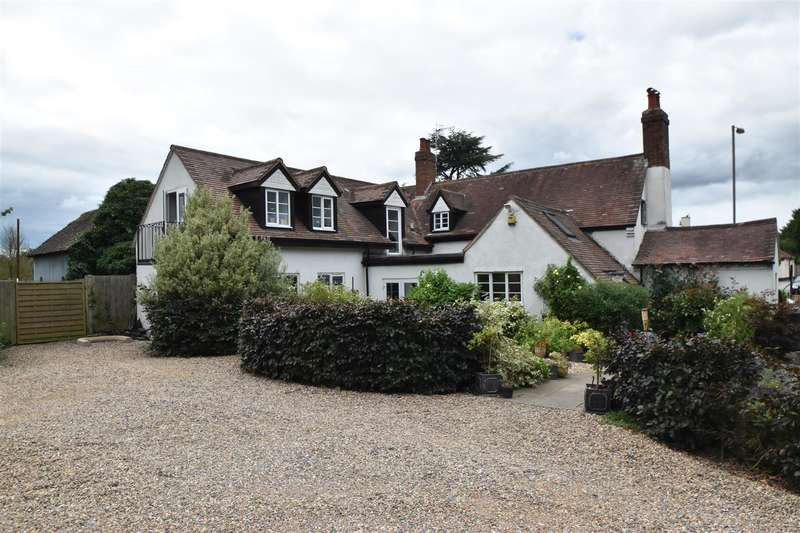 4 Bedrooms Cottage House for sale in Worcester Road, Droitwich Spa