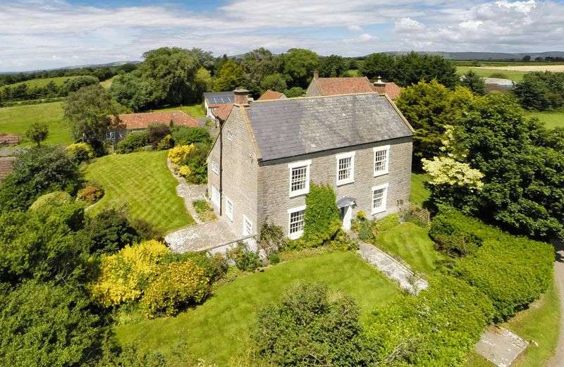 5 Bedrooms Detached House for sale in Wedmore