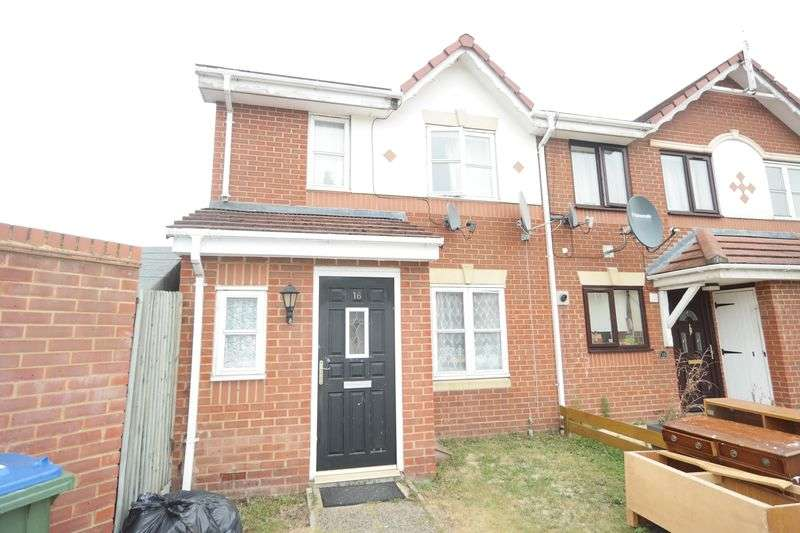 3 Bedrooms Terraced House for sale in Grasshaven Way, Thamesmead