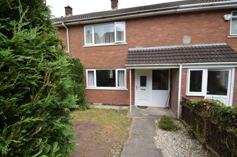 2 Bedrooms Property for sale in Melbourne Court, CWMBRAN, Torfaen
