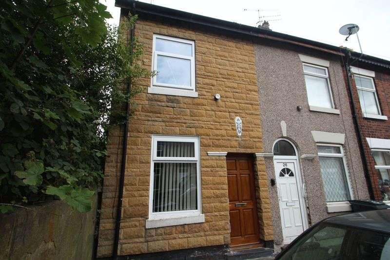 2 Bedrooms Terraced House for sale in Lindley Street, Cobridge, Stoke-On-Trent