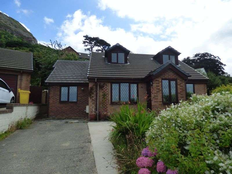 4 Bedrooms Detached House for sale in Tyddyn Drycin, Llanfairfechan