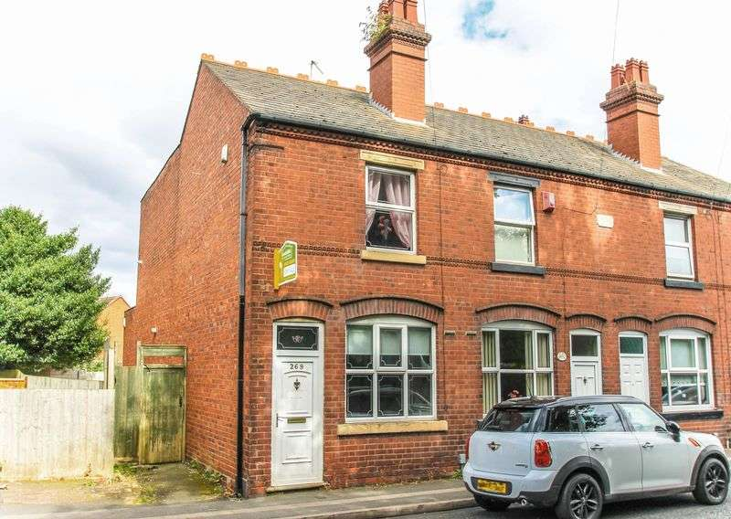 3 Bedrooms Terraced House for sale in Ingram Road, Blakenall, Walsall