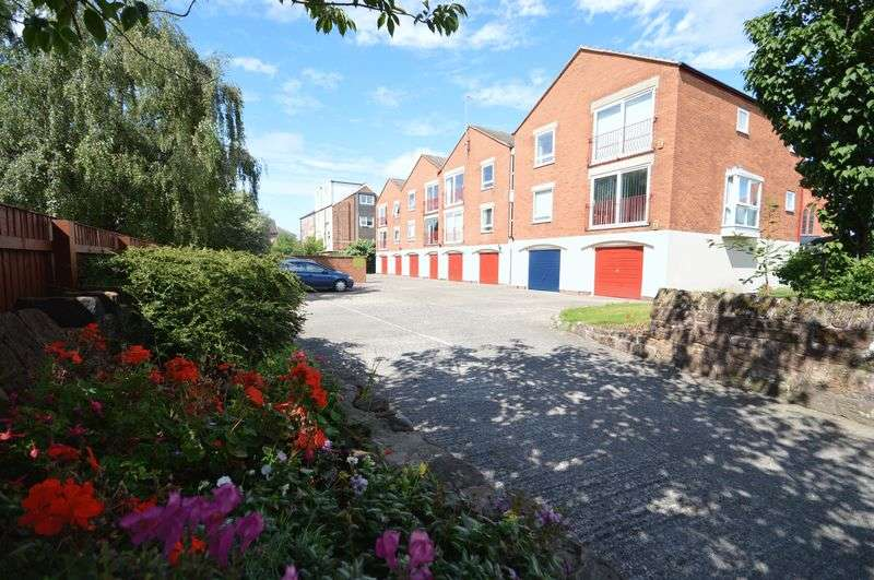 2 Bedrooms Flat for sale in Riversdale Court, West Kirby