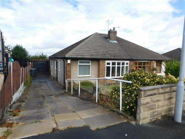 2 Bedrooms Semi Detached Bungalow for sale in Welbeck Rise, Bradford