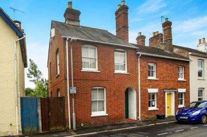 3 Bedrooms End Of Terrace House for sale in Salisbury, Wiltshire, Salisbury