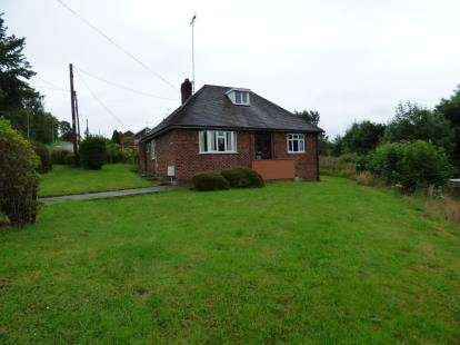 2 Bedrooms Bungalow for sale in Pontybodkin Hill, Leeswood, Mold, Flintshire, CH7