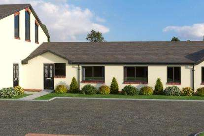 2 Bedrooms Bungalow for sale in Lyme View Place, London Road South, Poynton, Stockport