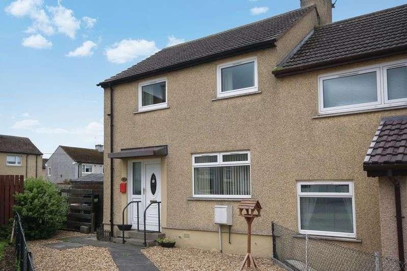 2 Bedrooms Terraced House for sale in 25 Ochilview Terrace, Bo'ness