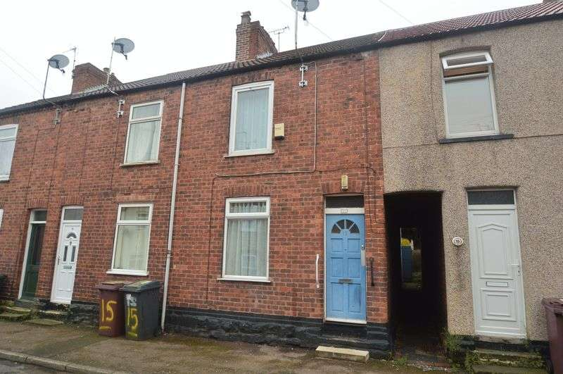 3 Bedrooms Terraced House for sale in York Road, Shirebrook