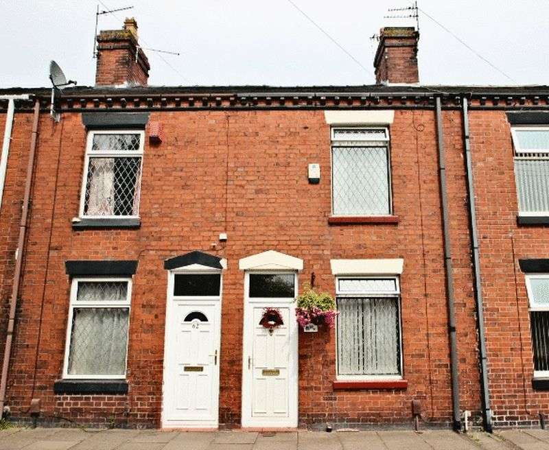 2 Bedrooms Terraced House for sale in Heath Street, Goldenhill, Stoke-On-Trent