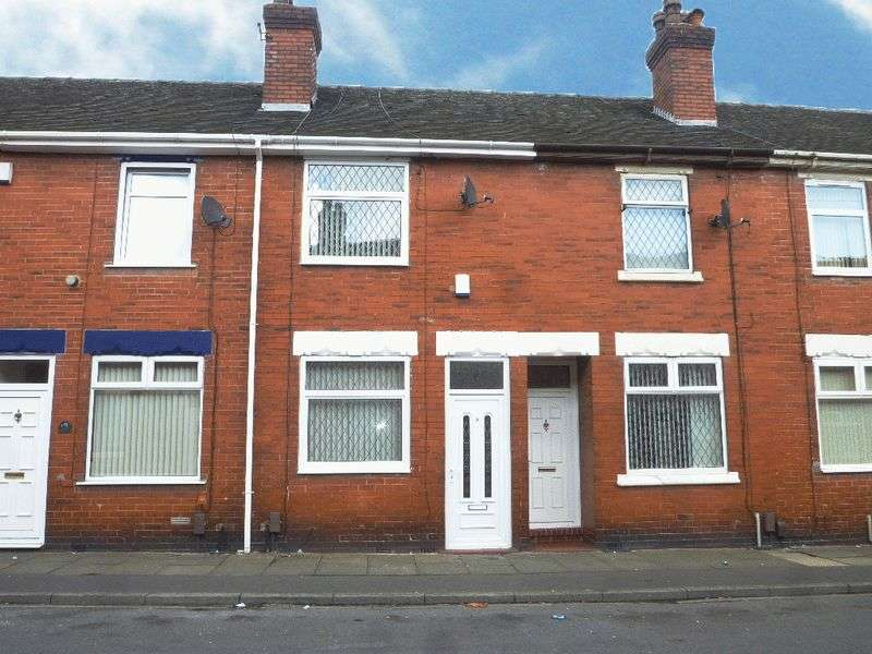 2 Bedrooms Commercial Property for sale in Carron Street, Fenton, Stoke-On-Trent, ST4 3DS