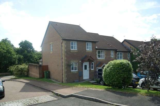 2 Bedrooms End Of Terrace House for sale in Skibereen Close, Pontprennau, Cardiff, CF23