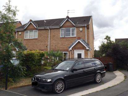 House for sale in Shadowbrook Avenue, Manchester, Greater Manchester