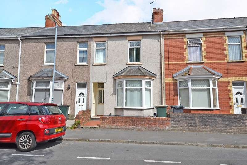 3 Bedrooms Terraced House for sale in Sutton Road, Newport, Gwent. NP19 7HS