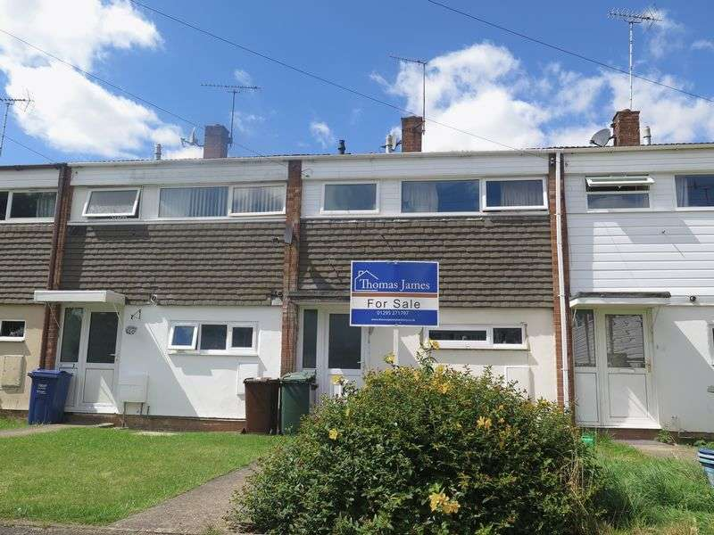 3 Bedrooms Terraced House for sale in Manor Court, Banbury