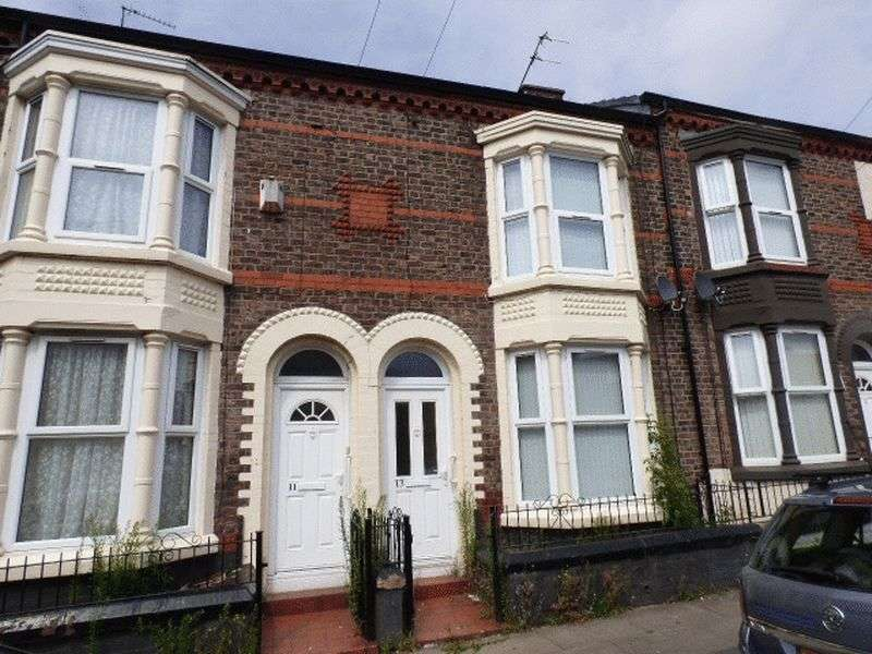 3 Bedrooms Terraced House for sale in Ursula Street, Bootle