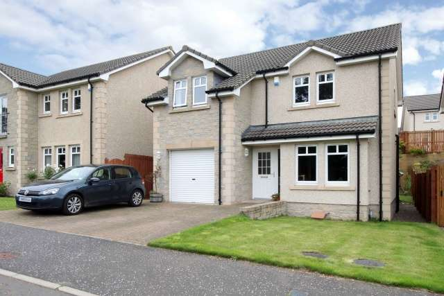 3 Bedrooms Detached Villa House for sale in Clover Way, Blairhall, Fife, KY12 9JY