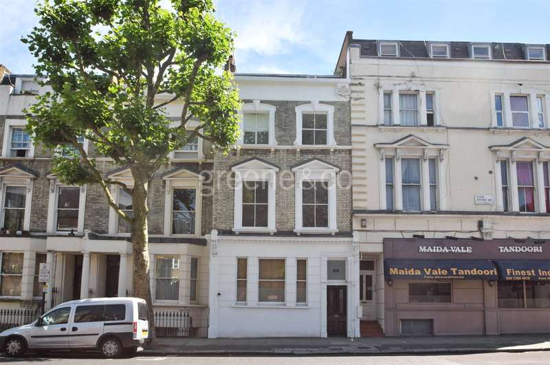 2 Bedrooms House for sale in Elgin Avenue, Maida Vale, London, W9
