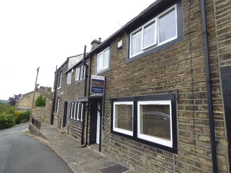 2 Bedrooms Property for sale in Lane Top, Linthwaite, HUDDERSFIELD, West Yorkshire, HD7