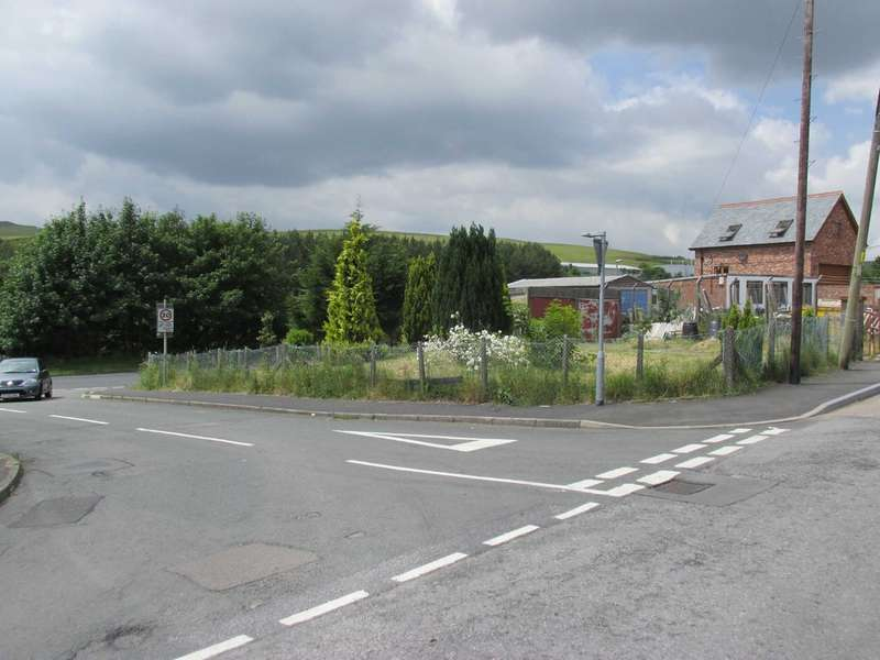 Land Commercial for sale in Coronation Terrace, Rhymney, Tredegar