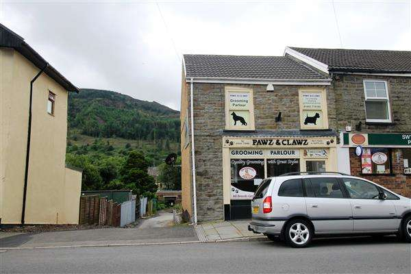 Commercial Property for sale in Bute Street, Treherbert, Treorchy