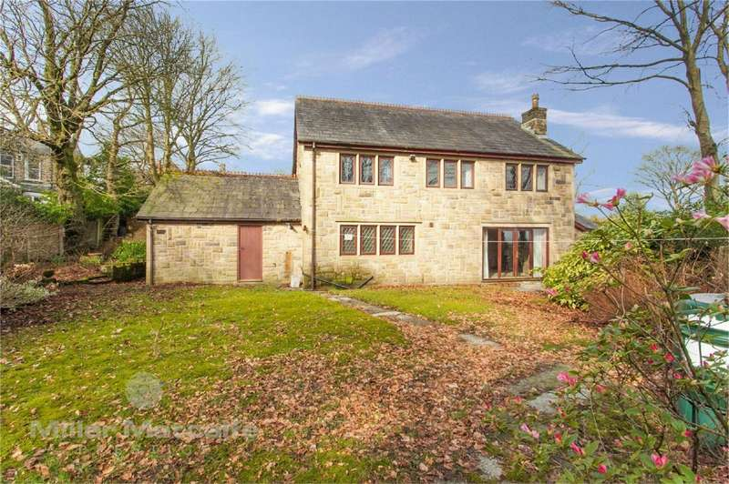 4 Bedrooms Detached House for sale in Summer Hill Close, Sharples, Bolton, Lancashire