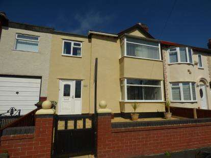 4 Bedrooms Semi Detached House for sale in Hythe Avenue, Litherland, Liverpool, Merseyside, L21