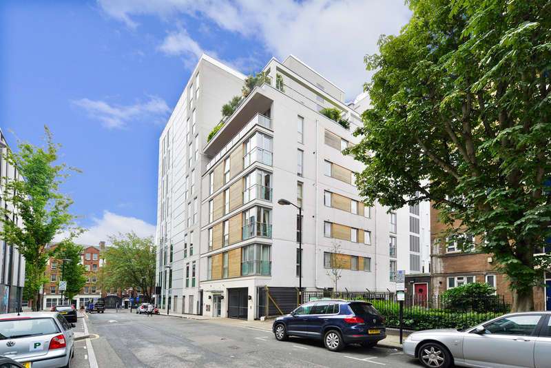 2 Bedrooms Flat for sale in Killick Street, Kings Cross, London, N1