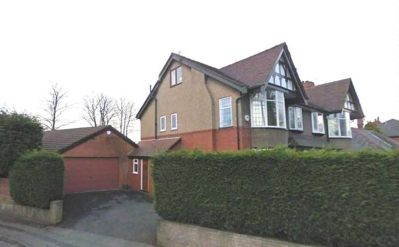 4 Bedrooms Semi Detached House for sale in Junction Road, Deane